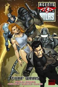 Agents of Atlas: Turf Wars - Parker, Hardman, Pagulayan, Panosian, Rivoche (ISBN 9780785142768)