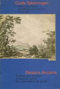 Oude tekeningen prentenkabinet r.u. leiden - Unknown (ISBN 9789071465017)