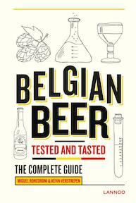 Belgian Beer - Kevin Verstrepen, Miguel Roncoroni (ISBN 9789401452892)