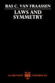 Laws and Symmetry - Bas C. van Fraassen (ISBN 9780198248606)