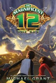 The Key - Michael Grant (ISBN 9780061833717)