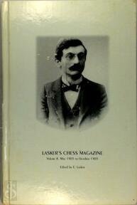 Lasker's Chess Magazine, Volume II May 1905 to October 1905 - E. Lasker (ISBN 8071891975)