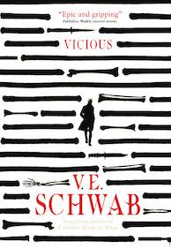 Vicious - Victoria Schwab (ISBN 9781783290215)