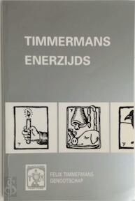 Timmermans enerzijds - Louis Vercammen (ISBN 9789030625377)