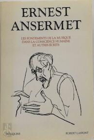 Les fondements de la musique - Ernest Ansermet (ISBN 9782221058152)