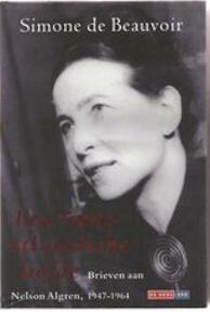 Een transatlantische liefde - Simone de Beauvoir, Amp, Sylvie Le Bon de Beauvoir, Amp, Marianne Gossije (ISBN 9789052266312)