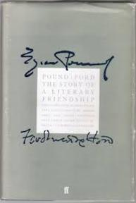 Pound/Ford, the Story of a Literary Friendship - Brita Lindbergh-Seyersted (ISBN 0571119689)