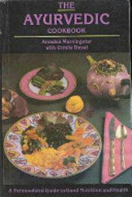 The Ayurvedic Cookbook - Amadea Morningstar, Urmila Desai (ISBN 9788120819665)