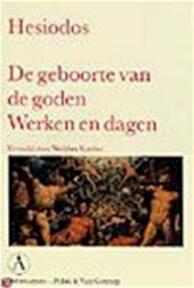 De geboorte van de goden - Hesiodos, Wolther Kassies (ISBN 9789025320423)