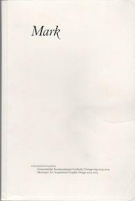 Mark - Mark Jongema (ISBN 9789050061674)