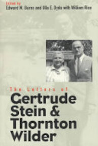 The Letters of Gertrude Stein and Thornton Wilder - Gertrude Stein, Thornton Wilder (ISBN 9780300067743)