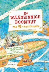 De waanzinnige boomhut van 91 verdiepingen - Andy Griffiths, Terry Denton (ISBN 9789401443111)