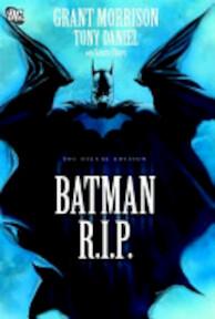 Batman R.I.P. - Grant Morrison, Tony Daniel (ISBN 9781401220907)
