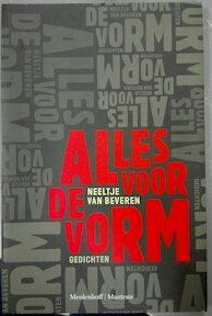 Alles voor de vorm - N. van Beveren (ISBN 9789059900080)