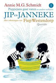 Poppejans gaat varen en andere verhalen - Annie M.G. Schmidt (ISBN 9789045102160)
