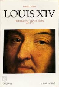 Louis XIV - Ernest Lavisse (ISBN 9782221055021)