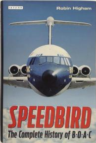 Speedbird - Robin Higham (ISBN 9781780764627)