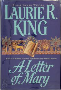 A letter of Mary - L. King (ISBN 9780312146702)