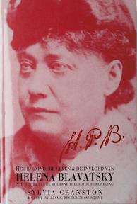 H P B (Helena Blavatsky) - Sylvia Cranston, C. Williams (ISBN 9789070328429)