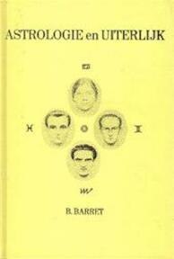 Astrologie en uiterlijk - Barret (ISBN 9789063780579)