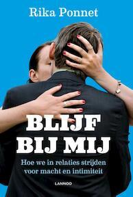 Blijf bij mij - Rika Ponnet (ISBN 9789020999785)