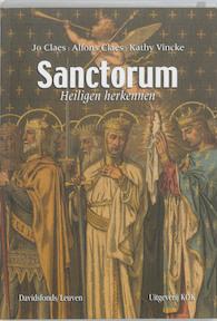 Sanctorum - Heiligen herkennen - Jo Claes (ISBN 9789077942284)