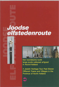Joodse elfstedenroute - (ISBN 9789057301759)