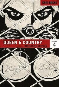 Queen & Country - Greg Rucka, Antony Johnston (ISBN 9781934964132)