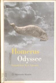 Odyssee - Homerus (ISBN 9789025320416)