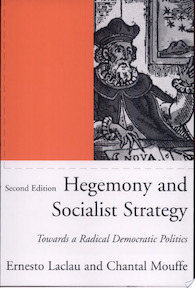 Hegemony and Socialist Strategy - Ernesto Laclau, Chantal Mouffe (ISBN 9781859843307)