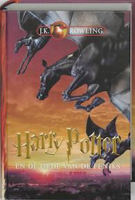 Harry Potter en de Orde van de Feniks - J.K. Rowling (ISBN 9789061697015)
