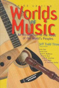 Worlds of music - Jeff Todd Titon (ISBN 9780028726120)