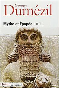 Mythe et Epopée I.II.III. - Dumézil (ISBN 9782070736560)
