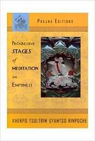 Progressive Stages of Meditation on Emptiness - Rinpoche Khenpo Tsultrim Gyamtso (ISBN 9781877294013)