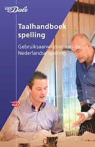 Van Dale Taalhandboek spelling - Theo de Boer (ISBN 9789460770494)