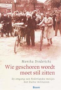Wie geschoren wordt moet stil zitten - M. Diederichs (ISBN 9789085063490)