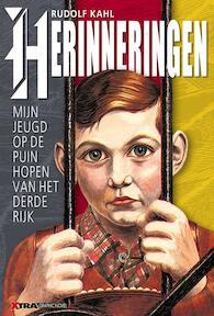 Herinneringen - Rudolf Kahl (ISBN 9789077766064)