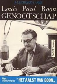 Louis Paul Boon Jaarboek 4 1986 - Louis Paul Boon, E.a. (ISBN 9789050160070)