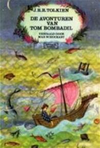 De avonturen van Tom Bombadil - John Ronald Reuel Tolkien, Max Schuchart, Pauline Baynes (ISBN 9789060193167)