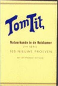 Natuurkunde in de huiskamer - Tom Tit (ISBN 9789072540980)