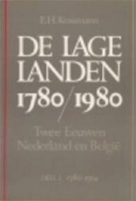 Lage landen / 1780-1980 1 - Alfred Kossmann (ISBN 9789010060389)