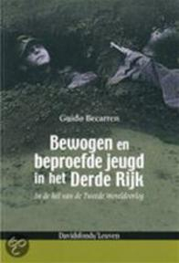 Bewogen en beproefde jeugd in het Derde Rijk - Guido Becarren (ISBN 9789058266699)