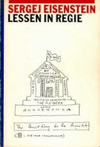 Lessen in regie - Eisenstein (ISBN 9789061682387)