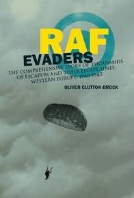 Raf Evaders - Oliver Clutton-Brock (ISBN 9781906502171)