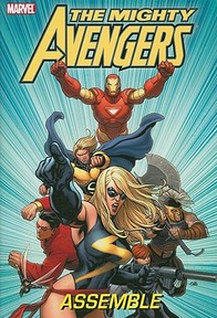 Mighty Avengers Assemble Cho Cover - Brian Michael Bendis (ISBN 9780785137580)