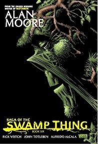 Saga of Swamp Thing Book One - Alan Moore (ISBN 9781401220822)