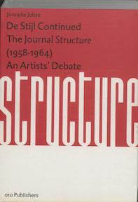 De Stijl Continued - J. Jobse (ISBN 9789064505775)