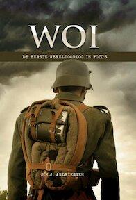 De eerste wereldoorlog in foto's met DVD - J.H.J. Andriessen (ISBN 9789036632041)