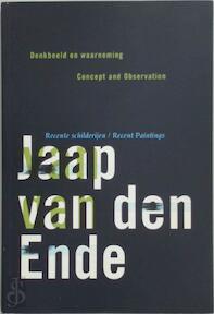Jaap van den Ende - L. van Halem, H. van Leeuwen, R. Schenk (ISBN 9789070940300)