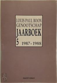 Louis Paul Boon Genootschap - Unknown (ISBN 9789050160384)